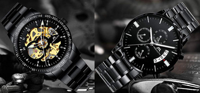 Mechanical watch or quartz watch, which one fit for you?