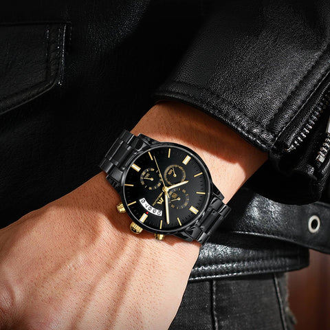 Recommend a versatile watch (megalith watch 0105M)