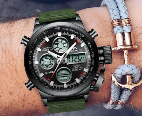 Nylon  Men Watches Collection