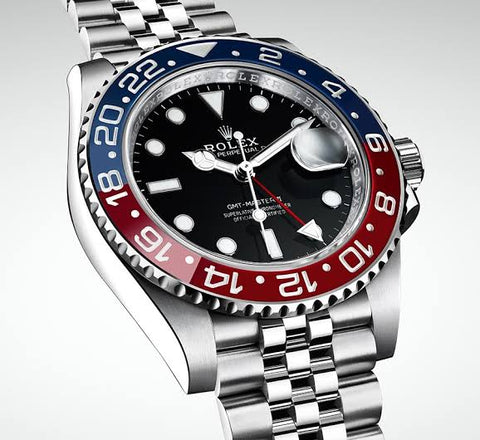 FAMOUS WATCH BRANDS ― ROLEX
