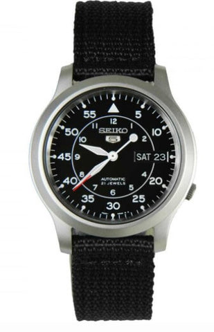 Seiko SNK809 Automatic Self Winding Watch