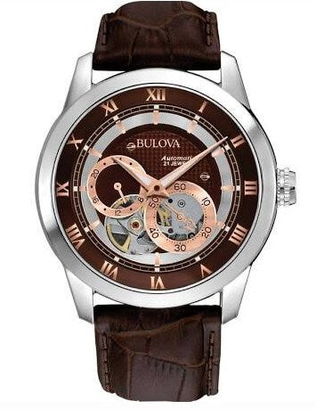 Bulova Men's BVA Automatic Watch