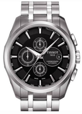 Men's Tissot Couturier Automatic Chronograph Watch