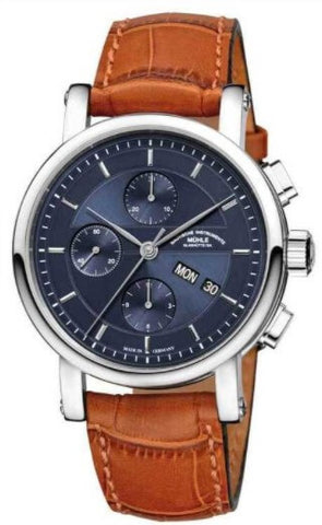 Muhle Glashutte Men's Teutonia II Chronometer Limited Edition Automatic Watch
