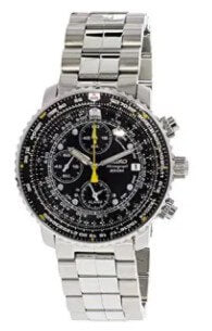Seiko Flight Alarm Chronograph