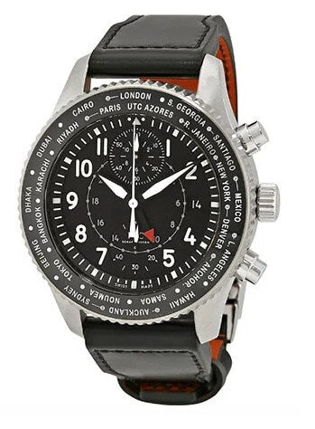 IWC Pilot Automatic GMT Watch