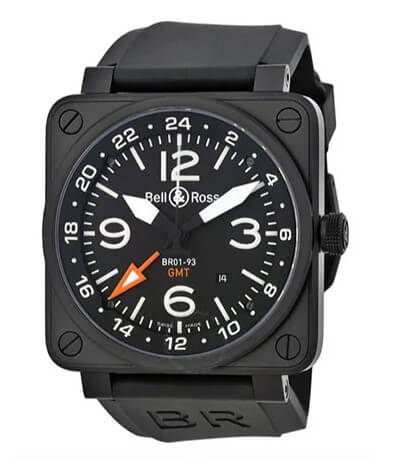 Bell and Ross GMT BR-01-93 Watch