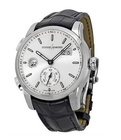 Ulysee Nardingmt GMT Dual Time Automatic Watch