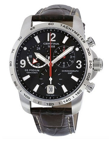 Certina DS Podium GMT Watch