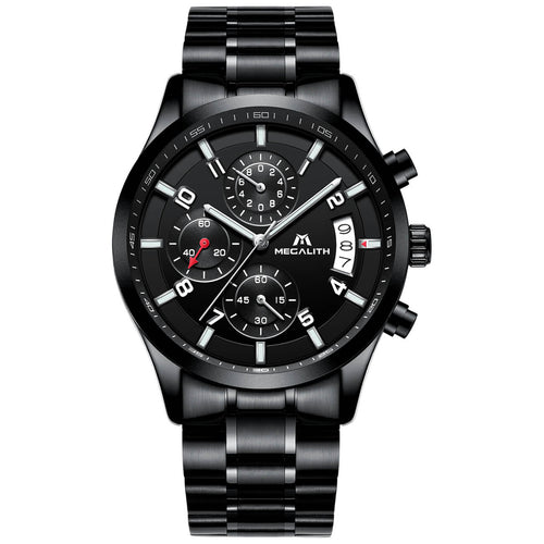 0034M | Quartz Men Watch | Stainless Steel Band