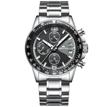 0089M | Quartz Men Watch | Stainless Steel Band