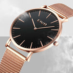 Load image into Gallery viewer, 0054C | Quartz Men Watch | Mesh Band-megalith watch