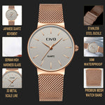 Load image into Gallery viewer, 8068C | Quartz Women Watch | Mesh Band-megalith watch