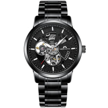 8070M | Mechanical Men Watch | Stainless Steel Band