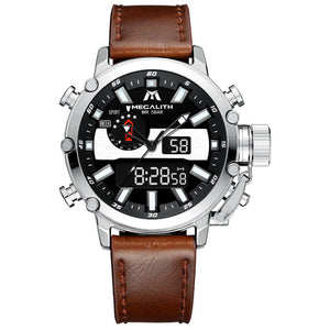 8229M | Quartz Men Watch | Nylon Band-megalith watch