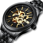 Load image into Gallery viewer, 8079M | Mechanical Men Watch | Stainless Steel Band-megalith watch