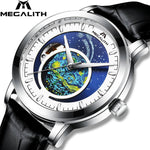 Load image into Gallery viewer, 8213M | Quartz Men Watch | Leather Band-megalith watch