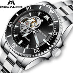 Load image into Gallery viewer, 8209M | Mechanical Men Watch | Stainless Steel Band-megalith watch
