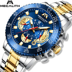 Load image into Gallery viewer, 8226M | Quartz Men Watch | Stainless Steel Band-megalith watch