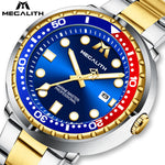 Load image into Gallery viewer, 8605M | Quartz Men Watch | Stainless Steel Band-megalith watch