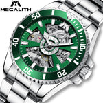Load image into Gallery viewer, 8215M | Mechanical Men Watch | Stainless Steel Band-megalith watch