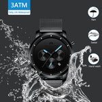 Load image into Gallery viewer, 8021M | Quartz Men Watch | Mesh Band-megalith watch