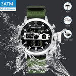 Load image into Gallery viewer, 8051M | Quartz Men Watch | Nylon Band-megalith watch
