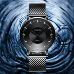 Load image into Gallery viewer, 0056C | Quartz Men Watch | Mesh Band-megalith watch