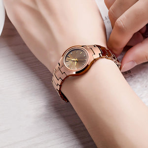 0104C | Quartz Women Watch | Stainless Steel Band-megalith watch