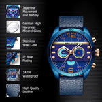 Load image into Gallery viewer, 8072M | Quartz Men Watch | Leather Band-megalith watch