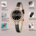 Load image into Gallery viewer, 8120C | Quartz Women Watch | Leather Band-megalith watch