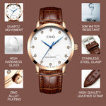 Load image into Gallery viewer, 2047C | Quartz Women Watch | Leather Band-megalith watch