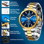 Load image into Gallery viewer, 8237M | Quartz Men Watch | Stainless Steel Band-megalith watch