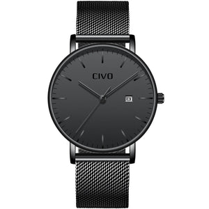 8029C | Quartz Men Watch | Mesh Band