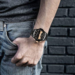 Load image into Gallery viewer, 8005M | Quartz Men Watch | Stainless Steel Band-megalith watch