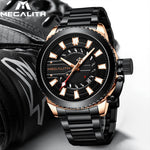 Load image into Gallery viewer, 8211M | Quartz Men Watch | Stainless Steel Band-megalith watch