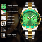 Load image into Gallery viewer, 0037M | Quartz Men Watch | Stainless Steel Band-megalith watch