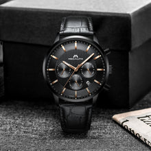 8001M | Quartz Men Watch | Leather Band
