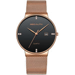 Load image into Gallery viewer, 0047M | Quartz Men Watch | Mesh Band-megalith watch