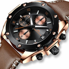 8031M | Quartz Men Watch | Leather Band
