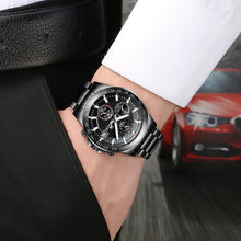 8033M | Quartz Men Watch | Stainless Steel Band