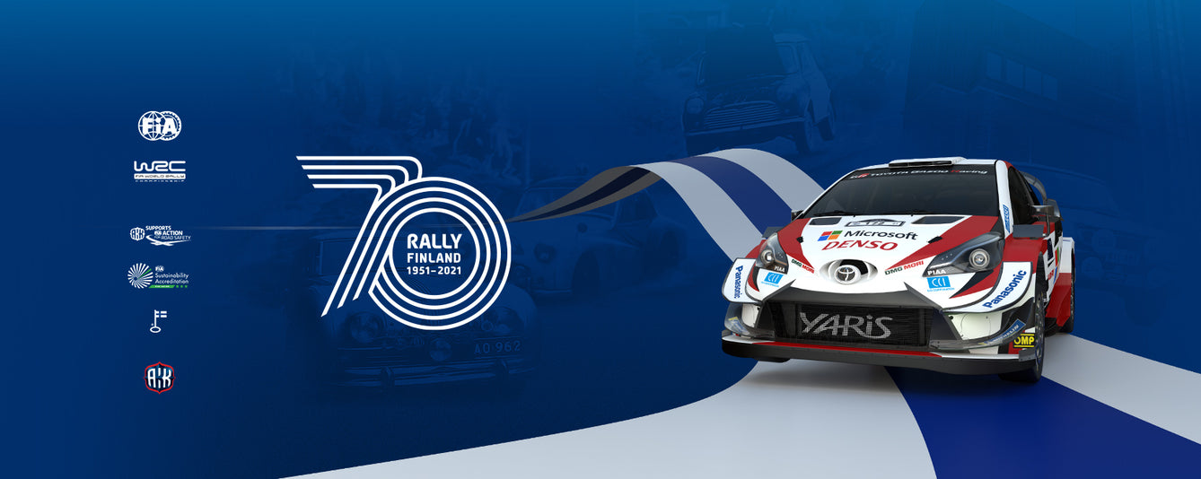 Neste Ralli 2020 Info & Collection