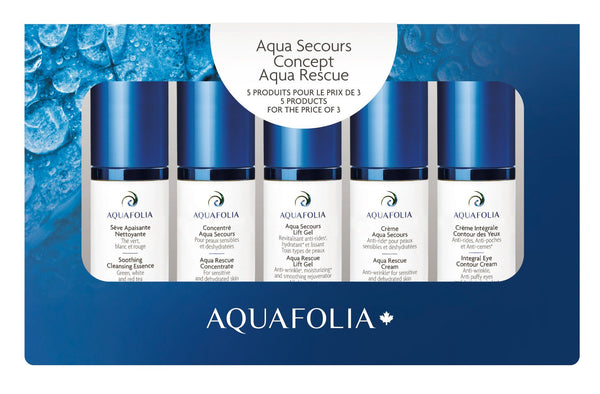 AQUA RESCUE KIT - LOSHEN & CREM