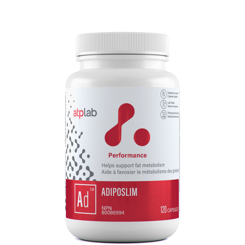 ATP LAB ADIPOSLIM 120 CAPS Supplements atplab