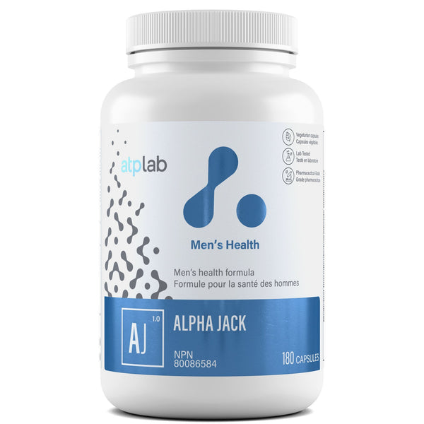 ATP LAB ALPHA JACK 180 CAPS Supplements atplab