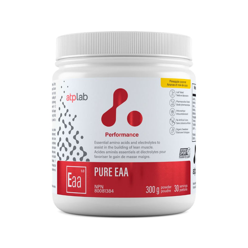 ATP LAB PURE EAA 300G Supplements atplab Pineapple Coconut