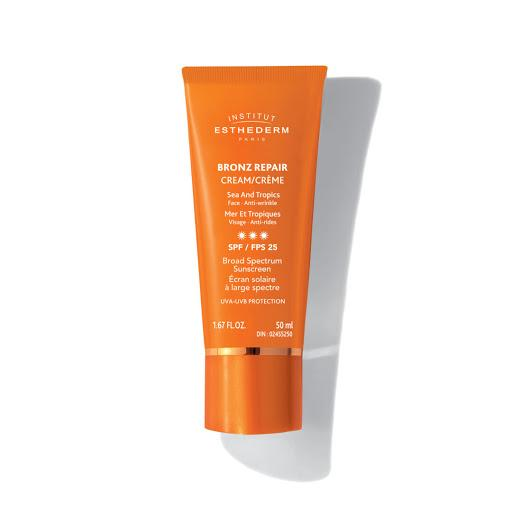 BRONZ REPAIR SEA AND TROPICS - LOSHEN & CREM