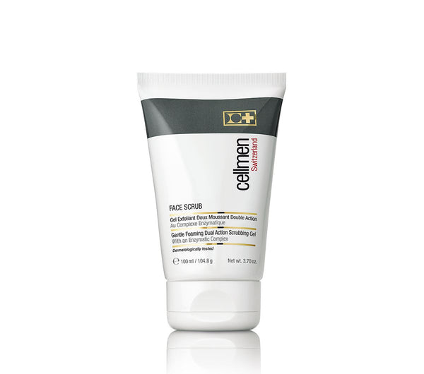 FACE SCRUB EXFOLIATING GEL - LOSHEN & CREM
