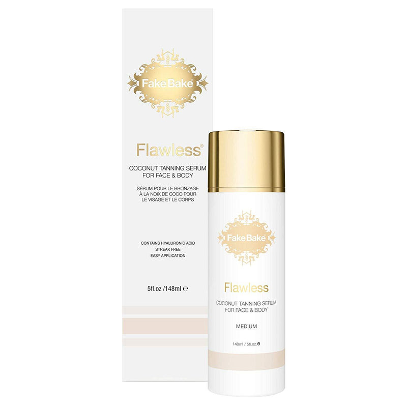 FLAWLESS COCONUT TANNING SERUM James Read 148 ml