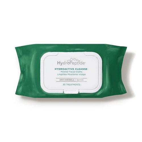 HYDROACTIVE FACIAL CLEANSING CLOTHS - LOSHEN & CREM